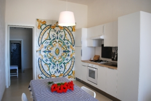 unità 1 - cucina soggiorno