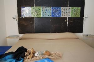 unità 2 - camera con letto matrimoniale