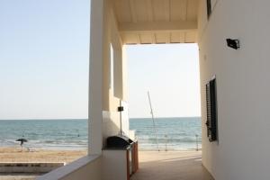 veranda coperta lato est