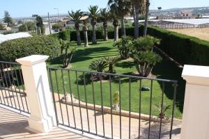 13.vista affaccio giardino balcone